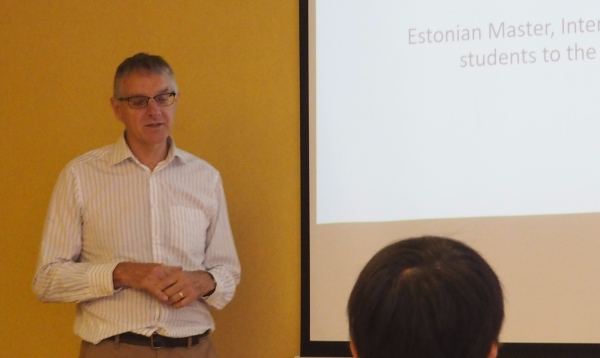Professor Simon Bell is Head of Department of Landscape Desing at Estonian Univerity of Life Sciences.